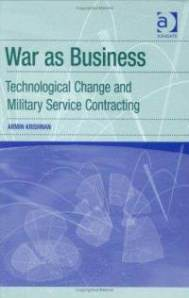 war-as-business-armin-krishnan-hardcover-cover-art